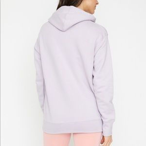 Ivory Ella Amethyst Sweatshirt like new